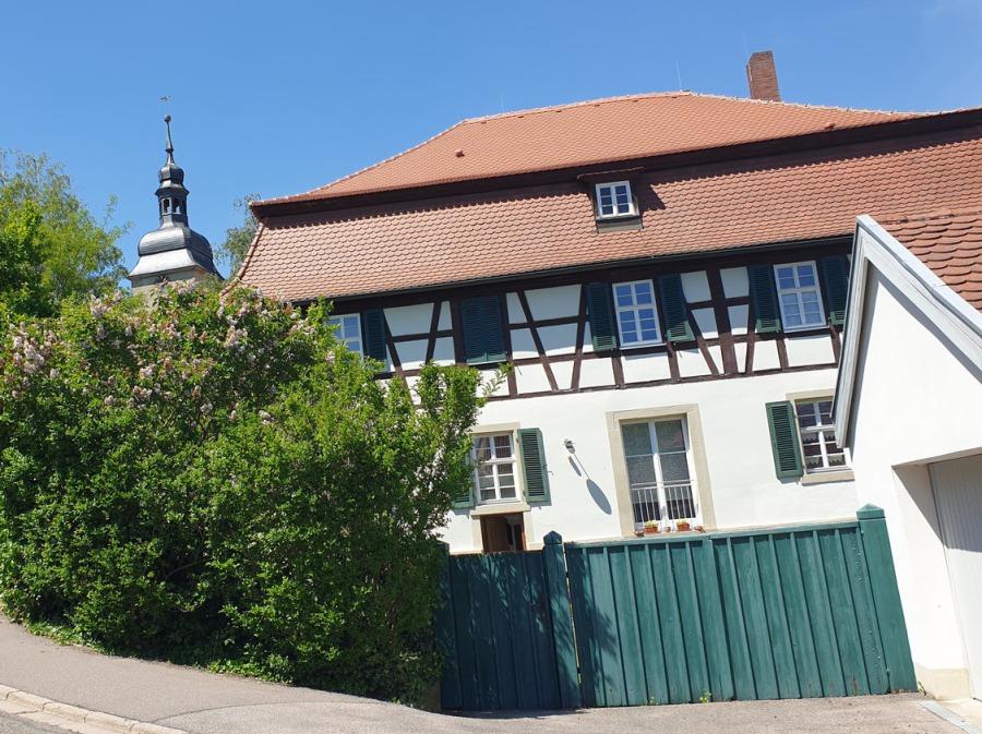 Streuobsterlebnispfad - Burgbernheim